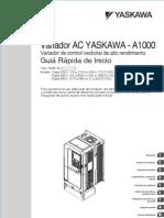 manual variador yaskawa 1000 español