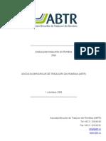 Analiza Pietei Traducerilor Din Romania 2008