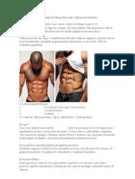 6 Refeições Perfeitas para ganhar massa muscular