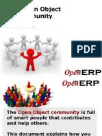 Open Object Community