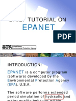 07 EPANET Tutorial-Slides