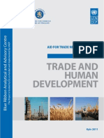 Ukraine aid for trade needs assessment