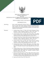 PMK2011-97 - Penyelesaian Piutang Bermasalah Pada BUMN Di Bidang Usaha Perbankan