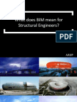 M Simpson SCRI Forum BIM Structural Design Arup