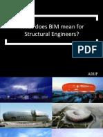 M Simpson SCRI Forum BIM Structural Design Arup