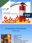 EXTITORES PORTATILES