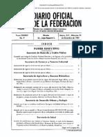 Criterios Ecológicos de Calidad del Aguas CE-CCA-001_89. Original