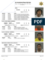 Peoria County booking sheet 07/11/13