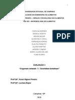 (Final) - Clostridium BotulinumXCogumelos Enlatados[1] 2003