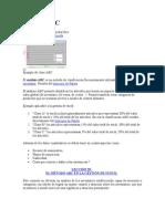 Análisis ABC de inventarios