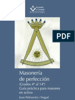 76881884 Joan Palmarola Masoneria Grados Del 4 Al 14