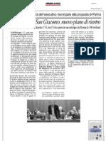 Rassegna Stampa 11.07.2013