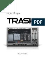 iZotope Trash2 Help
