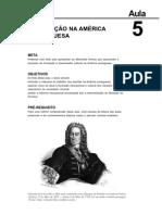 Historia da Educação Brasileira aula 5