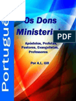 Portuguese - Os dons Ministerials