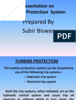Turbine Protection