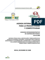 Biodiesel Agenda Interna Huila