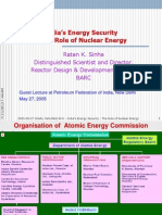 India's Energy Security