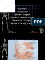 Appendix Chapter, Sabiston Textbook of Surgery