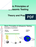 Basic Principles ULTRASONIC