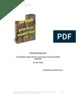 Joe Vitale Marketing e Spiritual