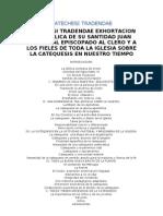 CATECHESI TRADENDAE.doc