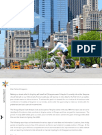 City of Chicago 2012 Bicycle Crash Analysis