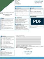 Dignitas 2013 Financial Checklist