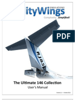QualityWings - Ultimate 146 Collection Users Manual