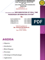 Design and Implementation of Real Time Passenger