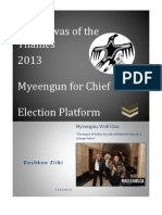 Myeengun for Chief 2013