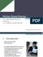 Visitas Domiciliarias