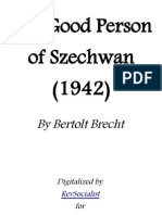 The good person szechuan