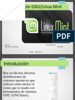 Install GNU Linux