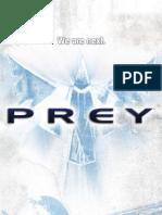 Prey Game Manual