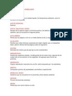 Diccionario Del Herbolario