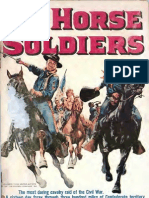 The Horse Soldiers John Wayne