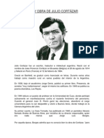 VIDA Y OBRA DE JULIO CORTÁZAR