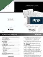 GreyFox Intercom Install Guide