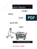 50 Scatter Sheets (Sample)