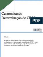 Determinação+CFOP