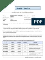 CFG - Manutenção de stored procedures