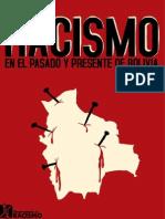 Racismo en El Pasado y El Presente de Bolivia