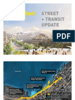 2013 0626 Street Transit Update Presentation FINAL Web