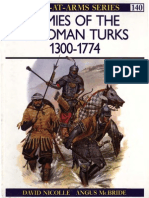 Nicolle-McBride - Armies of the Ottoman Turks 1300-1774