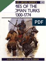 Nicolle-McBride - Armies of the Ottoman Turks 1300-1774