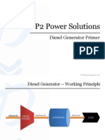 DG Set Primer - P2 Power Solutions