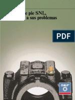 SKF Soportes Bipartidos SNL