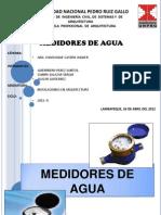 Presentacion Medidores de Agua
