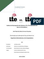 LTE x LTE Advance